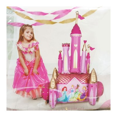 Balloons.com Airwalker Disney Princess Once Upon Time Balloon (with helium)