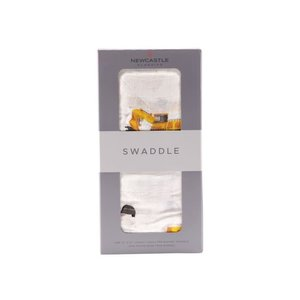 Newcastle Classics Yellow Digger Swaddle
