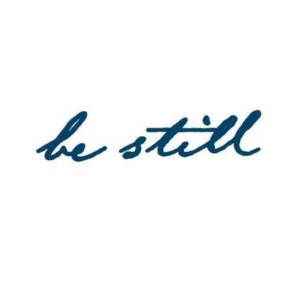 "Conscious Ink ""be still"" Manifestation Tattoo 2-Pack"