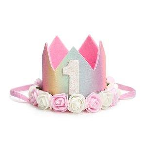 Sweet Wink Fairy Dust #1 Flower Crown