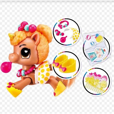 Zoofy 5 Surprise Toy Collectibles - Unicorn Squad