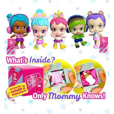 Zoofy Boxy Babies