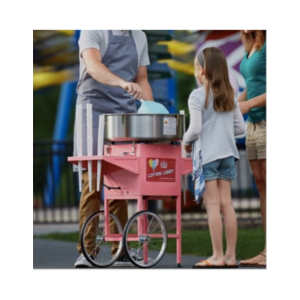Whimsical Alley Cotton Candy Machine Rental
