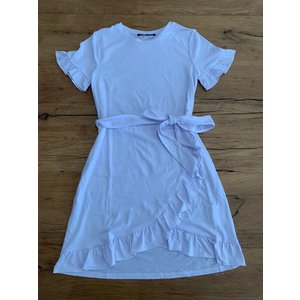 Penelope Tree Tilly Dress White