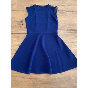 Penelope Tree Lavender Dress Navy