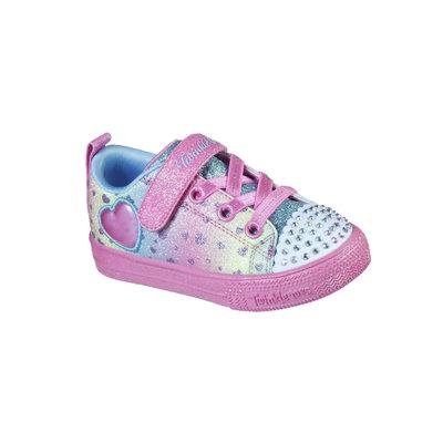 Skechers Twinkle Toes Skechers Sneakers - Light-Up Heart - 314909N - MLT