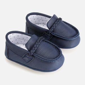 Mayoral Navy Moccasins