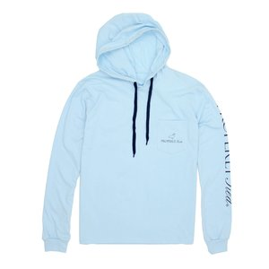 Properly Tied LD Gulf Hoodie Powder Blue