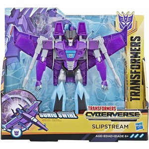 BBCW Transformers Cyberverse Figures - Action Attackers - Ultra Class Slipstream