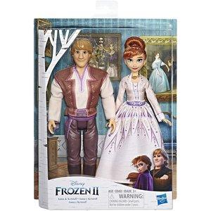 BBCW Frozen 2 Doll - Fashion Anna & Kristoff