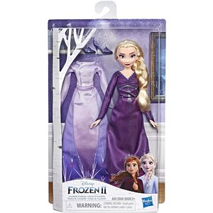 BBCW Frozen 2 Dolls - Extra Fashion Elsa