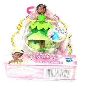 BBCW Disney Princess Dolls - Tiana w/ Royal Clip