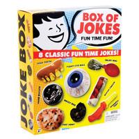Schylling Big Box of Jokes - 8 Classic Fun Time Jokes!