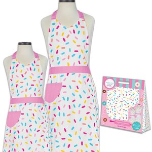 Handstand Kitchen Sprinkles Parent & Child Apron Boxed Set