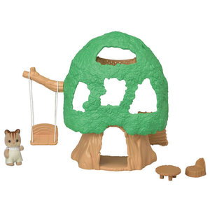 Calico Critters Baby Tree House Calico Critters