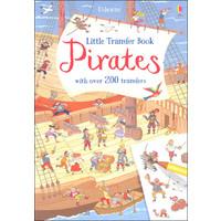 EDC Publishing Little Transfer Book Pirates