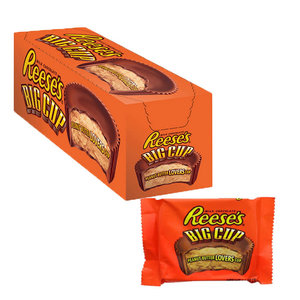 Redstone Foods REESES BIG CUP - PEANUT BUTTER LOVERS