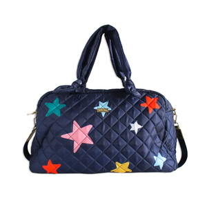 Packed Party Oh My Stars Quilted Travel Bag