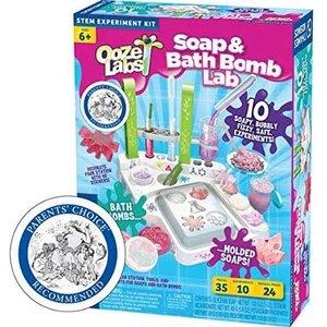 Thames & Kosmos Ooze Labs: Soap & Bath Bomb Lab