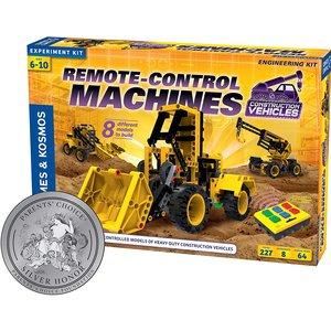 Thames & Kosmos Remote-Control Machines: Construction Vehicles