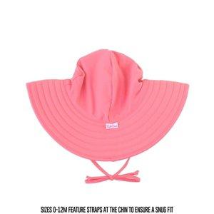 Ruffle Butts Rose Swim Hat