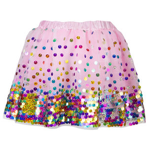 Creative Education Party Fun Sequin Skirt, Size 4-7