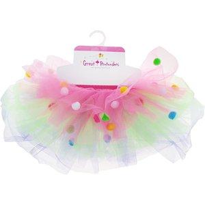 Creative Education Pom Pom Skirt, Multi, Size 4-7