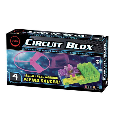 E-blox Circuit Blox 4 [AVAILABLE ONLINE ONLY]