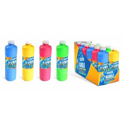 Anker Play Products 24 Oz Scented Bubble Solution (GREEN)