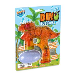 Anker Play Products Dinosaur Bubble Gun