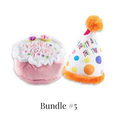 Haute Diggity Dog Drop Ship Bundle #5 - Birthday Girl [ONLINE ONLY]