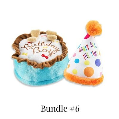 Haute Diggity Dog Drop Ship Bundle #6 - Birthday Boy [ONLINE ONLY]