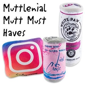 Haute Diggity Dog Drop Ship Bundle #8 - Muttlenial Must Haves! [ONLINE ONLY]