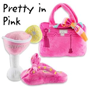 Haute Diggity Dog Drop Ship Bundle #12 - Pretty In Pink [ONLINE ONLY]