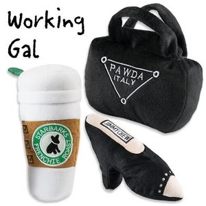 Haute Diggity Dog Drop Ship Bundle #18 - Working Gal [ONLINE ONLY]