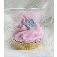 Feeling Smitten Mini Cupcake Bath Bomb - (Mint Cocoa)