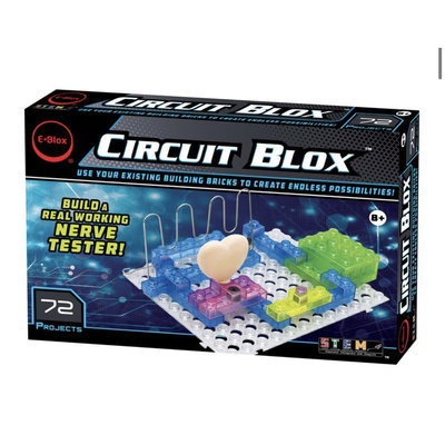 E-blox Circuit Blox 72 [AVAILABLE ONLINE ONLY]