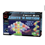 E-blox Circuit Blox Lights 'N Motion [AVAILABLE ONLINE ONLY]