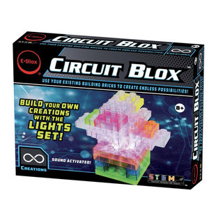 E-blox Circuit Blox Lights Starter [AVAILABLE ONLINE ONLY]