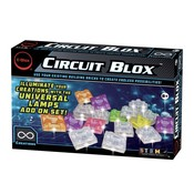 E-blox Circuit Blox Universal Lamps Add-on Set [AVAILABLE ONLINE ONLY]