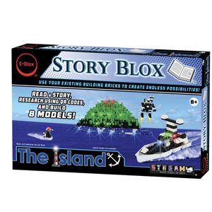 E-blox Story Blox-The Island [AVAILABLE ONLINE ONLY]