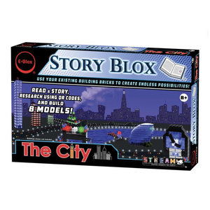 E-blox Story Blox-The City [AVAILABLE ONLINE ONLY]