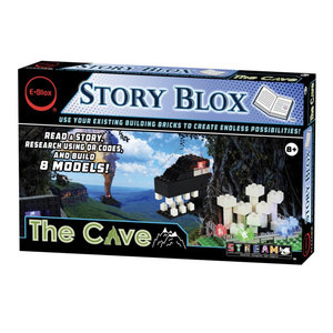 E-blox Story Blox-The Cave [AVAILABLE ONLINE ONLY]