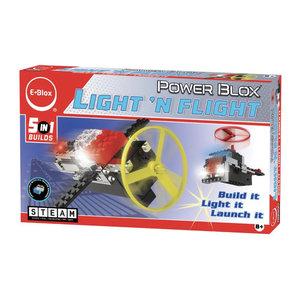 E-blox Power Blox- Light 'N Flight [AVAILABLE ONLINE ONLY]