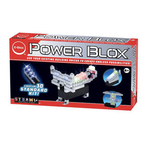 E-blox Power Blox- Standard Set [AVAILABLE ONLINE ONLY]