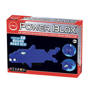 E-blox Power Blox-Builds 4-in-1 [AVAILABLE ONLINE ONLY]