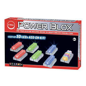 E-blox Power Blox LED Add-on Set [AVAILABLE ONLINE ONLY]