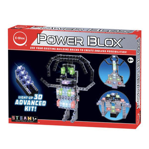 E-blox Power Blox- Advanced Set [AVAILABLE ONLINE ONLY]