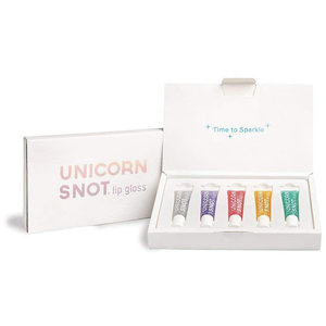 Unicorn Snot Gift Set - Lip Gloss (5 pieces)