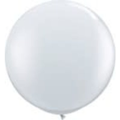 Balloons.com 36 inch - Diamond Clear - Balloon (with helium)
